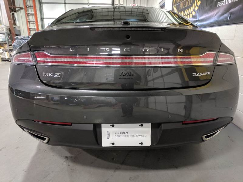 2016 Lincoln MKZ