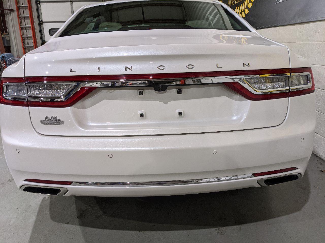 2017 Lincoln Continental