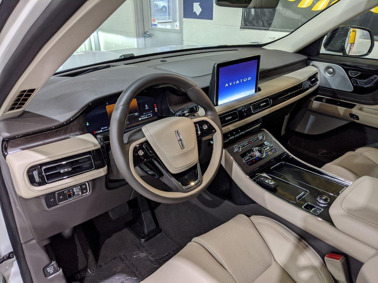 2021 Lincoln Aviator