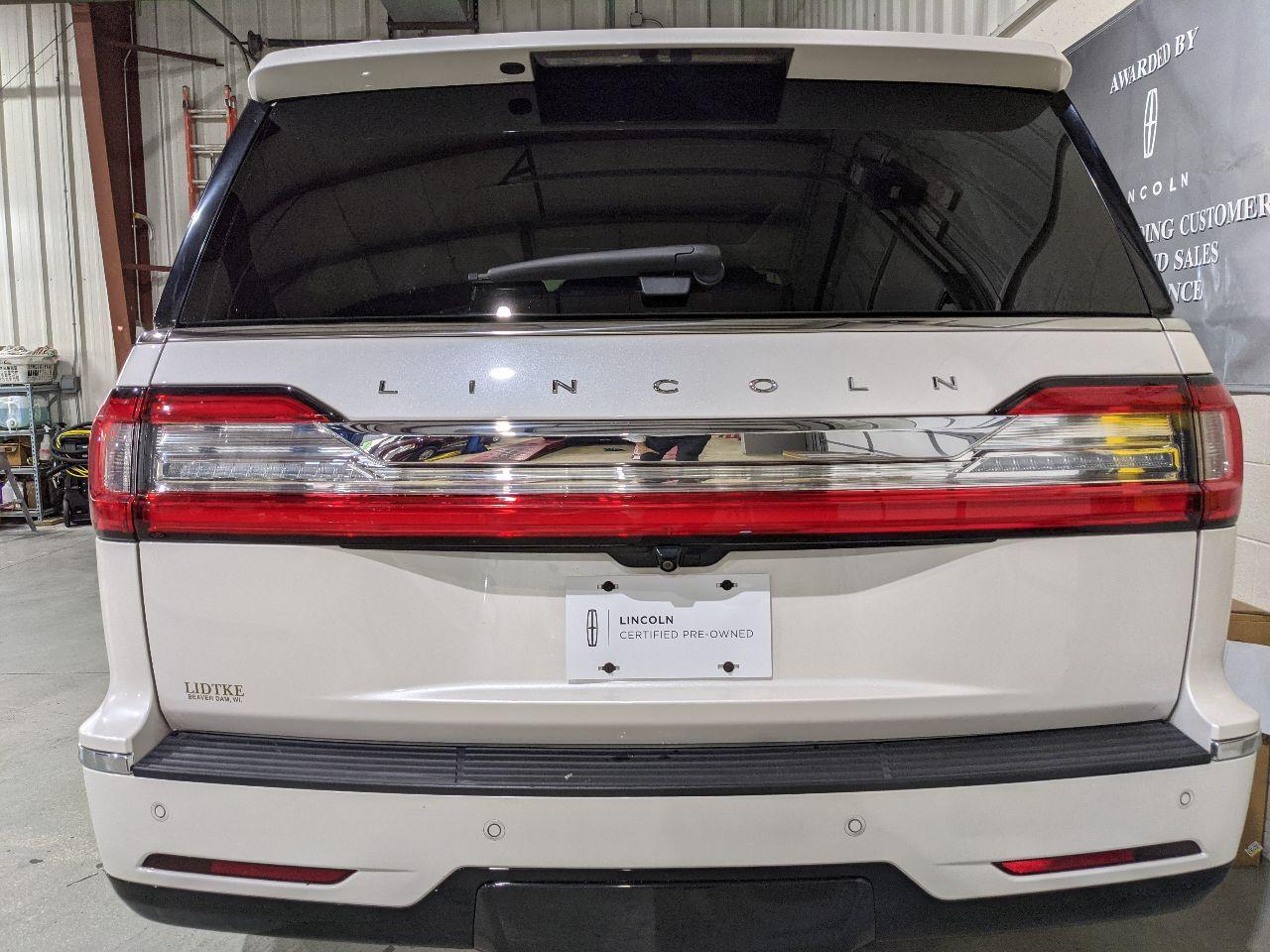2018 Lincoln Navigator